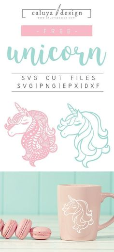 FREE unicorn mandala cut file, Printable vector clip art download. Free printable clip art magical unicorn. Compatible with Cameo Silhouette, Cricut explore and other major cutting machines. 100% for personal use, only $3 for commercial use. Perfect for DIY craft project with Cricut & Cameo Silhouette, card making, scrapbooking, making planner stickers, making vinyl decals, decorating t-shirts with HTV and more! Free SVG cut file, free unicorn SVG, unicorn mandala svg file, Unicorn zentangle