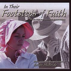 Brian Mcbride - In Their Footsteps Of Faith, Blue