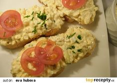 Baked Potato, Potatoes, Meat, Chicken, Baking, Ethnic Recipes, Food, Czech Recipes, Cooking