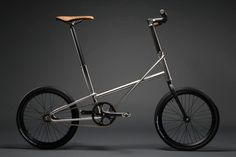 Castro is a sleek little bike designed for urban cyclists. The minimalist bicycle is designed, manufactured, and assembled in Barcelona, it was imagined and built to meet the demanding lifestyle of urbanites, it is adaptable to a variety of people Cycling Equipment, Cycling Bikes, Velo Vintage, Folding Bicycle, Urban Bike, Buy Bike, Cargo Bike, Bicycle Maintenance, Cool Bike Accessories
