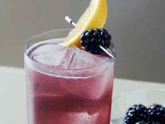 Down The Stretch:  Grey Goose Vodka, Blue Curaçao, Lemon-Lime Soda, Sweet-and-Sour Mix, Cranberry Juice.