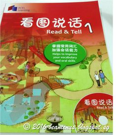 Beanie N Us!: Primary School: Chinese Picture Talk!