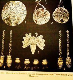 Bee Jewelry Minoan