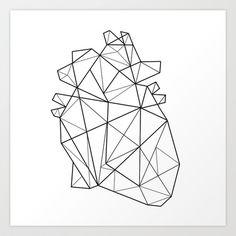 Origami Heart by Ana Carvalho