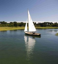 Cruising the marshes of Cape Cod