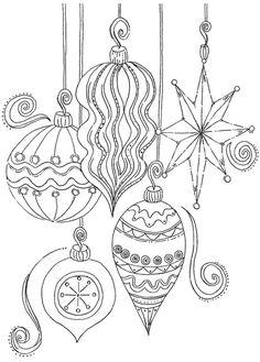 Pintura em Tecido, Riscos, Dicas, Materiais e Passo a Passo: Pintura em Tecido riscos para o Natal