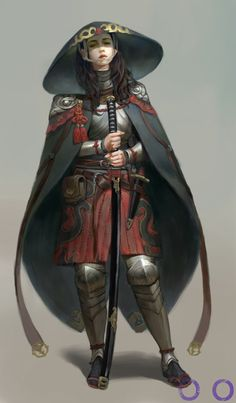 Tagged with art, fantasy, inspiration, female armor, character design; Dnd Characters, Fantasy Characters, Female Characters, Fantasy Character Design, Character Design Inspiration, Character Art, Dungeons And Dragons, Fantasy Girl, Ronin Samurai