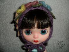 Helmet for Blythe doll