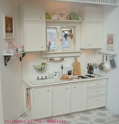 cocina miniatura, casa de muñecas, and escala 1:12 Bild