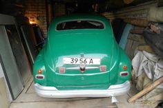 1954 GAZ M-20 Pobeda