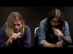 Dave Grohl Gets Emotional Talking About Chester Bennington And Chris Cornell Deaths | Rock Feed - YouTube