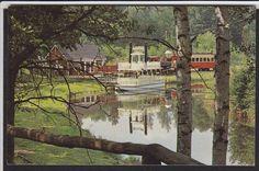 Brainerd-MN-Lumbertown-Gull Lake-Vintage Postcard | eBay