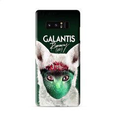 Runaway Galantis Samsung Galaxy Note 8 3D Case Caseperson