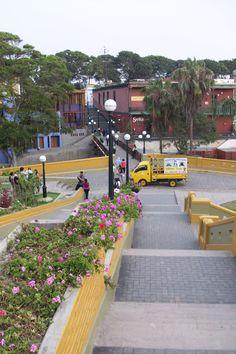 Puente de los Suspiros - Barranco - Lima - Perú