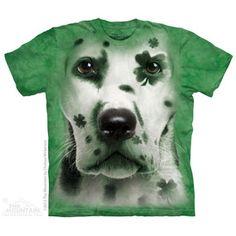 Patrick The Dalmatian T-Shirt