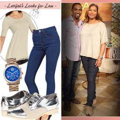 Queen Latifah's Look for Less: June 3, 2014