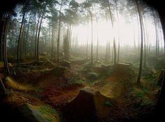 Top Secret Dirt Jumps-this place...