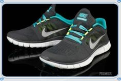 Nike 'Free Run 3' Sneaker (Baby, Walker, Toddler & Little Kid)       Deals on #Nikes. Click for more great Nike Sneakers for Cheap