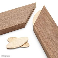 It's not easy to align and clamp miters, especially when they're lubricated with a coat of slippery glue. That's why woodworkers often use biscuits on miter joints even when extra strength isn't needed. Cutting biscuit slots is a minor job that provides major help at glue-up time.
