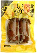 森っ子 いかめし(バター醤油) 『北海道バター使用。醤油とバターはやはり合いますね。』 販売価格 500 円(税込) 内容量 2尾入