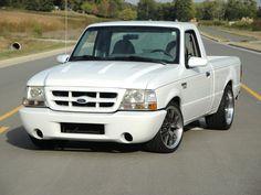 Custom Pickup Trucks, Ford Pickup Trucks, Jeep Truck, Custom Ford Ranger, Ford Ranger Truck, Show Trucks, Mini Trucks, Mustang Cobra, Ford Mustang