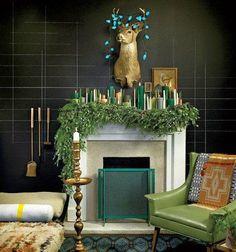 M O D E R N   H O L I D A Y         .i n s p i r a t i on.       http://www.apartmenttherapy.com      http://www.poppytalk.com      t...