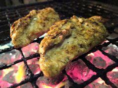 Plain Chicken: Dijon Balsamic Grilled Chicken