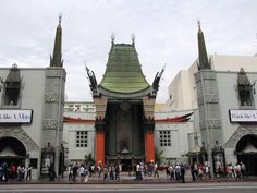 TLC Chinese Theatre, LA.