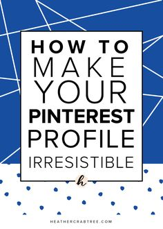 Pinterest, is by far one of the easiest and most fun social media platforms out there. It is a critical tool for your business success, no matter your industry. I know that Pinterest sends more than 10,000 unique hits a month for my website alone; that's why it is so important to learn how…