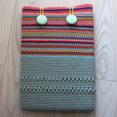 DIY – Crochet MacBook Sleeve 13"