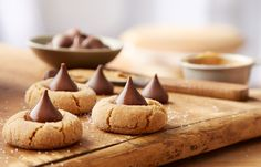 Peanut Butter Blossoms by Hershey's