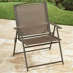 Extra Wide Folding Chair | Outdoor | Brylanehome