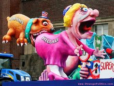 German Parade Showcases How They Feel About Our Government ! - Page 4
