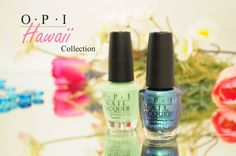 Hawaii Nail-Lacquer-Collection by #OPI