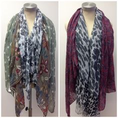 Scarves at #NICCI