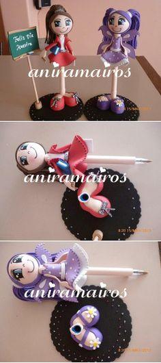 fun foam doll pens (photos)