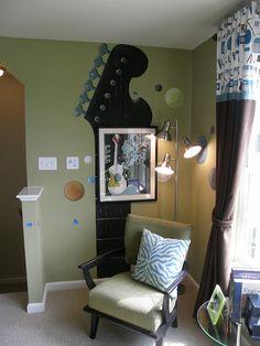 design dazzle jam session teen bedroom