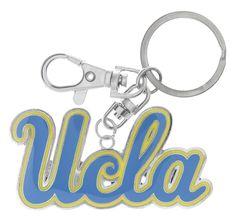 XXL Blue and Gold UCLA Logo Keychain