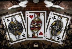Apothecary Playing Cards - Inspiration You Can Touch by Alexander Chin — Kickstarter