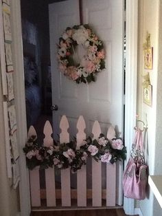 Entrance to little girls room