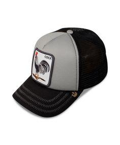 2a094bb75fb Goorin Bros. Checkin Traps Trucker cap Flat Cap