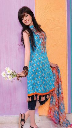 Girls jeans trend on Eid In pakitan and india (7)