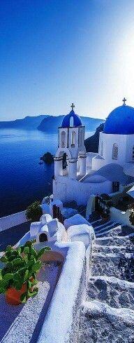 Ssntorini, Grecia de La vida Lucida