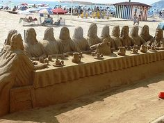 BENIDORM, Benissa/Sand Art