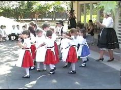 Aprócska Táncház ovis évzáró 2010. - 2. rész