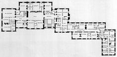 rosecliff mansion first floor gilded era mansion floor