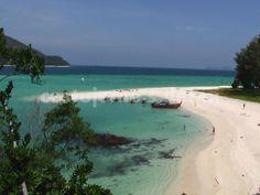 Ko Lipe, pláže na Ko - Lipe, thajská princezna