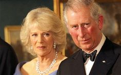 Camilla, Duchess of Cornwall and Prince Charles, Prince of Wales in Copenhagen Photo: GETTY