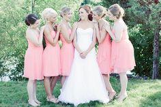 © Jenny Naima Photography 2014 Allison + Angel's wedding Bridesmaid Dresses, Wedding Dresses, Angel, Photography, Fashion, Bridesmade Dresses, Bride Dresses, Moda, Bridal Gowns
