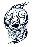 tribal-flames-skull-temporary-tattoo_med.jpg (114×160)